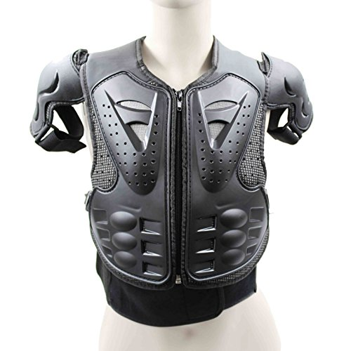 Kids Breast Plate Protector Body Armor Vest