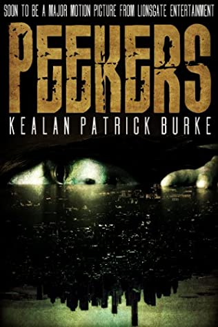 book cover of Peekers