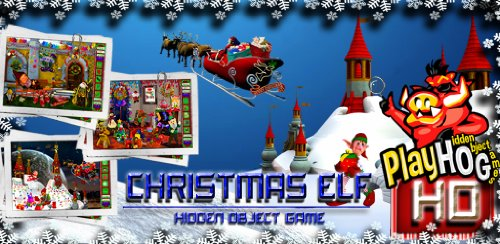 Christmas Elf - Hidden Objects Game [Download] (Christmas Elf Pictures)
