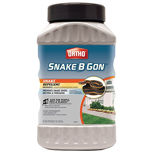 Ortho Snake Repellent Granules Case product image