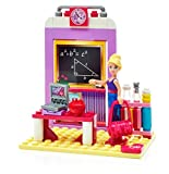 Mega Bloks Barbie Classroom Teacher to Prima Ballerina Set