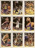 Utah Jazz 1993-94 Topps Basketball Team Set (Series 1 & 2) Bryon Russell (RC), (2 Different) Luther Wright (RC), (2) Karl Malone Cards, Regular Card, Topps All-Star Card, (3) John Stockton Cards, Regular card, Topps All-Star Card, Future Playoff MVP, David Benoit, Felton Spencer, Jay Humphries, Jeff Malone, Mark Eaton, Tom Chambers, Tyrone Corbin, Walter Bond