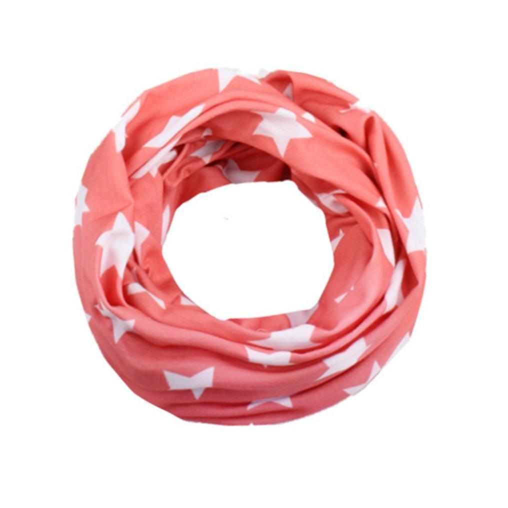 MuSheng(TM) Automne Hiver Garçons Filles Collier Écharpe bébé Coton O Ring Neck Foulards