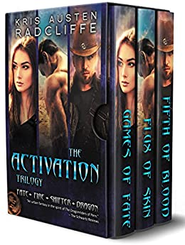 Activation: The Complete Fate Fire Shifter Dragon First Trilogy (Fate Fire Shifter Dragon Box Sets Book 1) by [Radcliffe, Kris Austen]