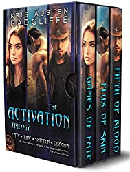 Activation: The Complete Fate Fire Shifter Dragon First Trilogy (Fate Fire Shifter Dragon Box Sets Book 1)