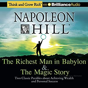 The Richest Man in Babylon & The Magic Story Hörbuch