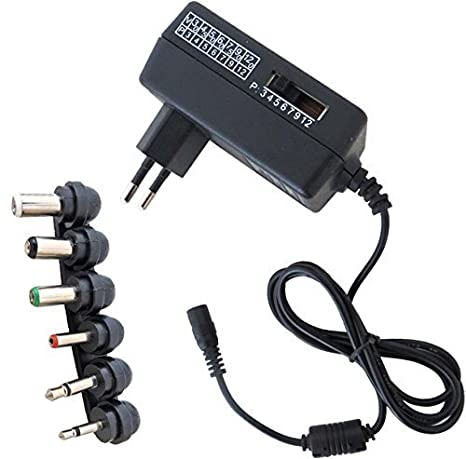 Keepdrum mps01 Fuente de alimentación universal 3 V - 12 V ...