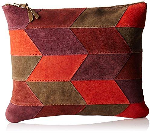 Isha Multicolore femme Batik Pochettes Antik Multico Wallet Ow6Tx18