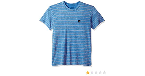 4aac2909e6 Amazon.com: RVCA Men's Washout Short Sleeve Shirt: Clothing