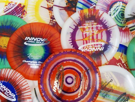 Innova Champion I-dyed Beast Disc Golf Disc (Assorted Colors) (One Disc)