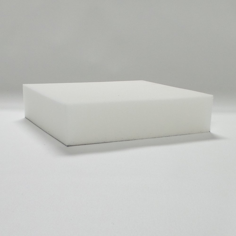 3 inch Soy Based Ultra High 2.4 Density Upholstery Foam - 32 x 80 x 3 inch