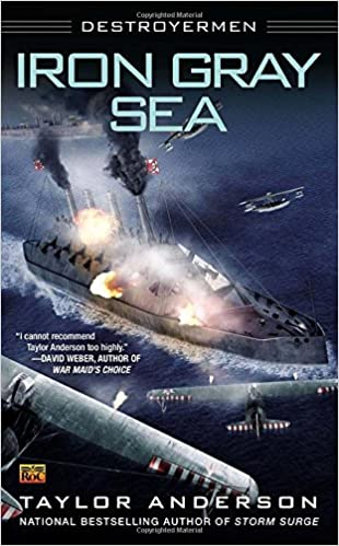 Image result for iron gray sea by taylor anderson