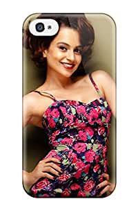 Andrew Cardin's Shop Anti-scratch Case Cover Protective Kangana Ranaut Case For Iphone 4/4s 2752652K17259795