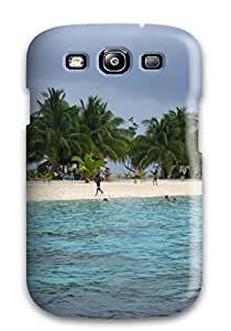 New Fashionable Cover Case Specially Made For Galaxy S3(kalanggaman Island)