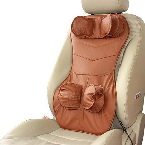 Epulse Car Seat Cushion Massager - Unique 6 Points Air Pr...