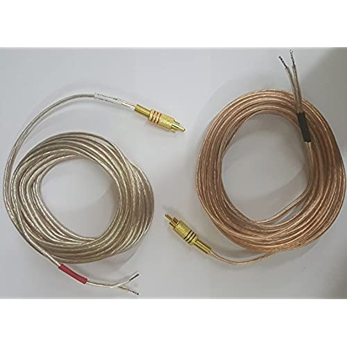 Speaker Wire to Subwoofer Adapter: Amazon.com