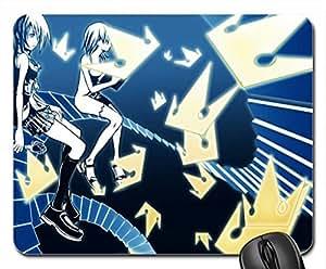 Kairi & Namine Mouse Pad, Mousepad (10.2 x 8.3 x 0.12 inches)