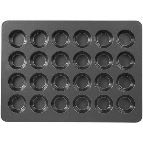 Better Crafts MUFFIN PAN MEGA 24 CUP (4 pack) (0100045730)