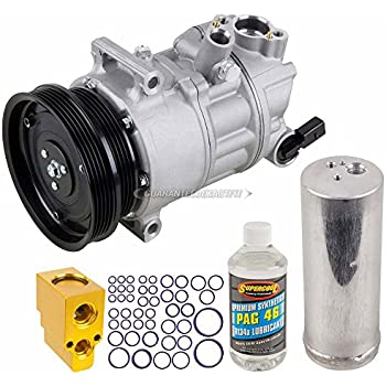 AC Compressor w/A/C Repair Kit For VW Beetle 2006 2007 2008 2009 2010 - BuyAutoParts 60-81482RK NEW