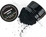 Caribbean Coco - Premium Charcoal Toothpaste - Teeth Whitening Coconut Powder - Activated Carbon - USA MADE