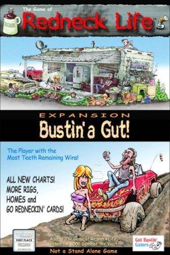 Redneck Life Expansion: Bustin' a Gut! Set by Gut Bustin' Games   B01M7YKAE6