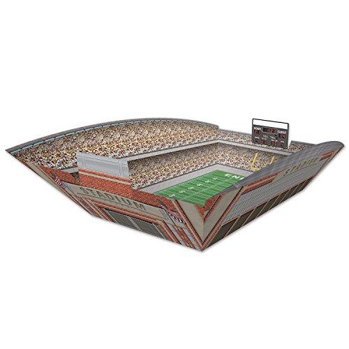 Beistle 55800 Football Stadium Centerpiece, 15