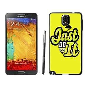Fahionable Custom Designed Samsung Galaxy Note 3 N900A N900V N900P N900T Cover Case With Nike 10 Black Phone Case