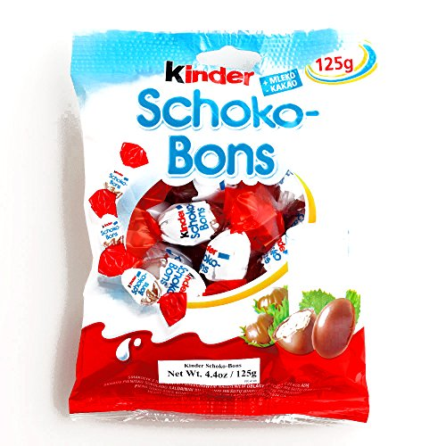 Kinder Schoko-Bons Bag 4.4 oz each (2 Items Per Order)