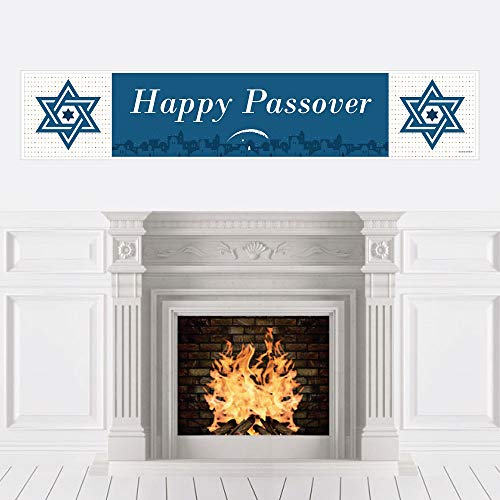 Passover Decorations - Happy Passover - Pesach Jewish Holiday