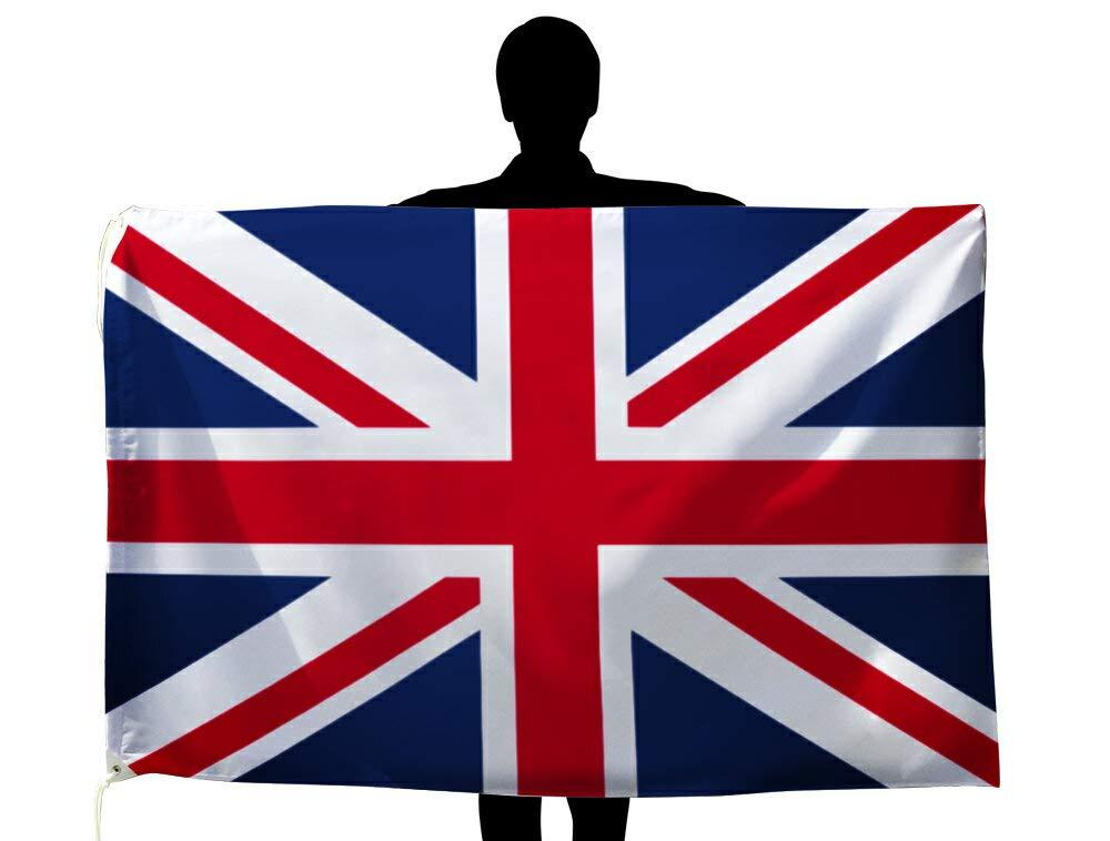 ずっと気になってた 世界の国旗 イギリス 国旗 [100×150cm [100×150cm B0090ZYUXO 高級テトロン製] 国旗 B0090ZYUXO, 厨房良品:0868a124 --- vietnox.com