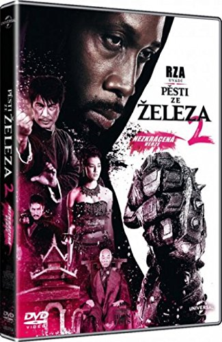 Pesti ze zeleza 2 (The Man with the Iron Fists 2)