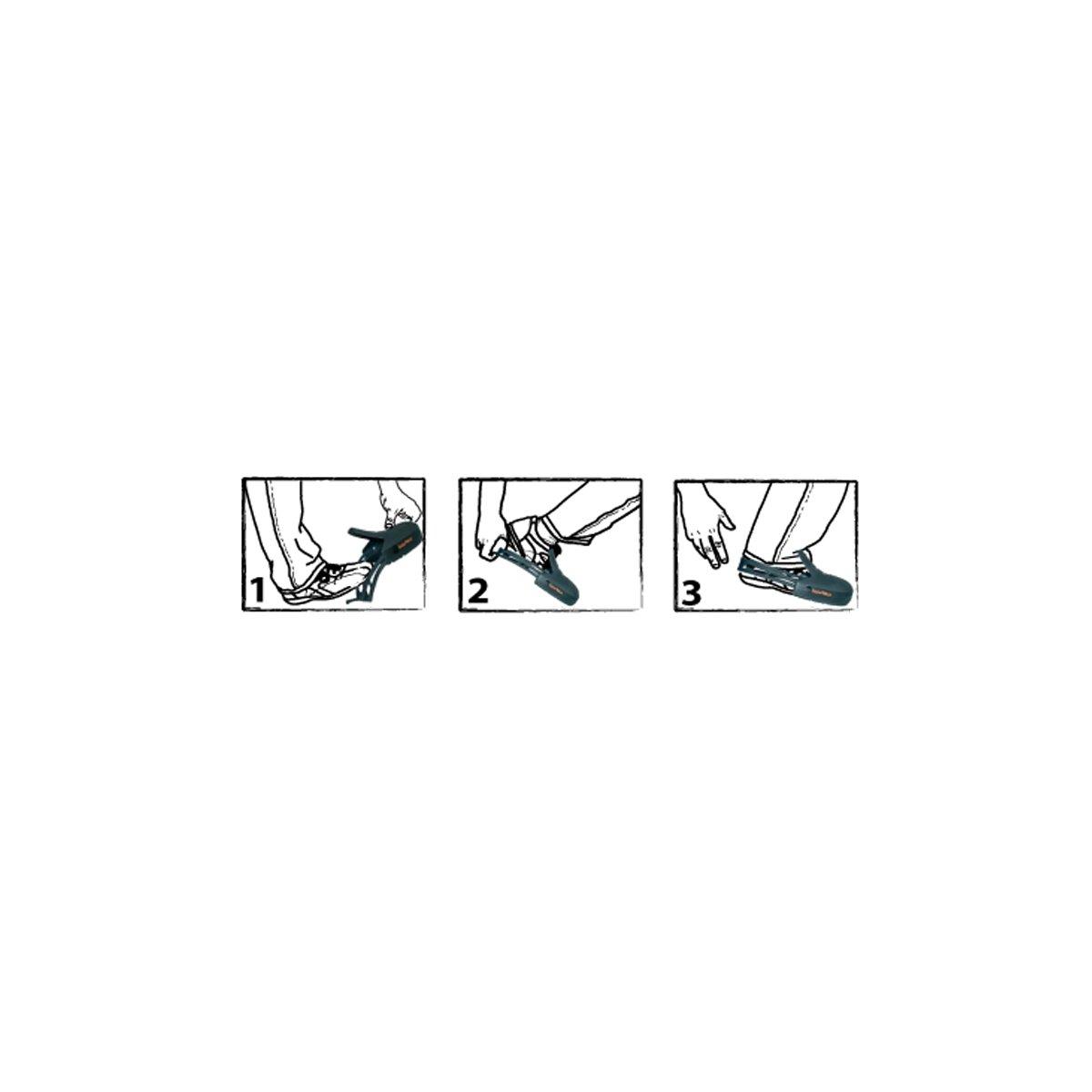 Fabrication Fran/çaise Id/éal pour visiteurs Coque de protection Etanche et Robuste Surchaussure de s/écurit/é Gaston Mille Mixte : Hommes et Femmes