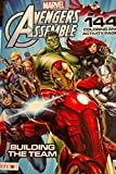 Marvel Avengers Assemble 144 Coloring & Activity Pages Building the Team