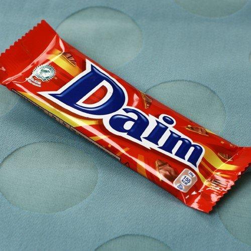Daim Chocolate Toffee Bar (1.97 ounce) ()