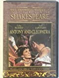 The Dramatic Works of William Shakespeare: Antony and Cleopatra