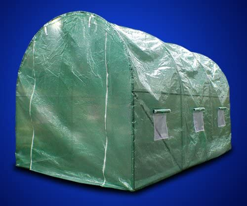 Cielo – Blue New 12 X7 X7 Large Outdoor Green House Plant Gardening Garden Greenhouse 12x7x7