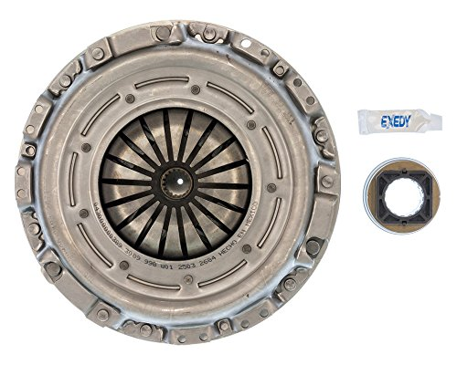 Replacement Clutch Kit Kit Includes Flywheel; Modular Clutch [Dodge Neon(1996-1998, 2001-2005), Dodge Avenger(1995-1998), Plymouth Neon(1996-1998), Plymouth Breeze(1996-1998), Mitsubishi Eclipse(1995-1999)] (Dodge Flywheel compare prices)