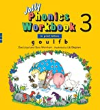 Jolly Phonics Workbook 3 (US Print Letters), Sara Wernham and Sue Lloyd, 1844141004