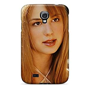 linJUN FENGSeries Skin Case Cover For Galaxy S4(emily Vancamp)