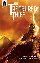The Treasured Thief: A Graphic Novel (Campfire Graphic Novels)