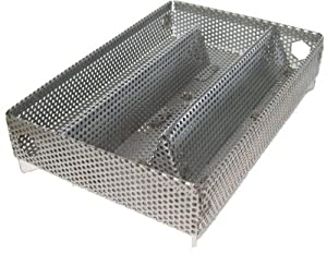 A-MAZE-N Pellet Smoker - Hot or Cold Smoking - Works on any Grill or Smoker made by  famous A-Maze-n Products