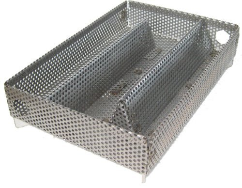 A-MAZE-N Pellet Smoker - Hot or Cold Smoking - Works on any Grill or Smoker