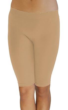Vivian's Fashions Legging Shorts - Biker Length (Misses and Misses ...