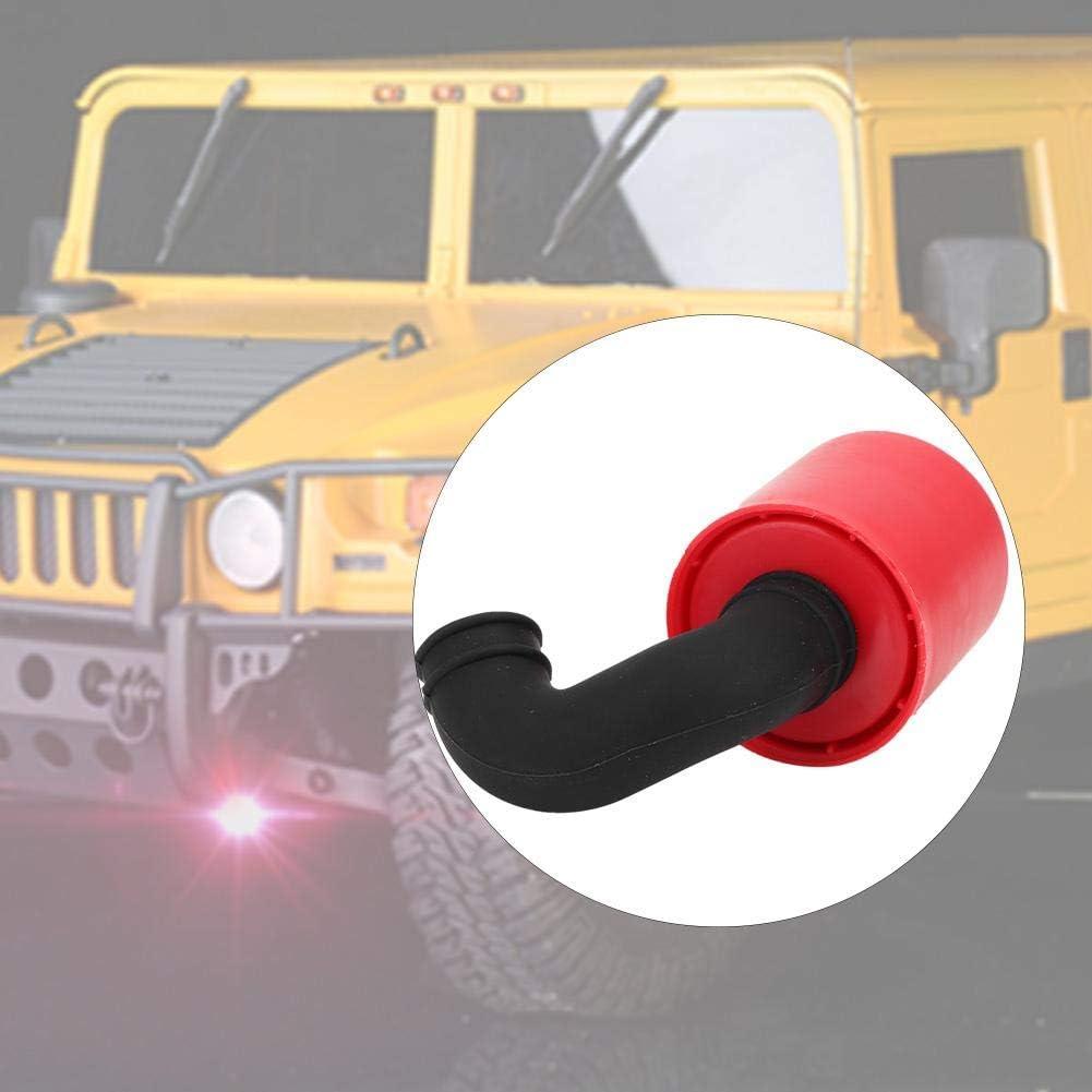 Rosso Drfeify Filtro Aria Auto 1//8 RC,Pezzi Ricambio per filtri Aria Motore RC per 1//8 Autocarri con Motore a Olio