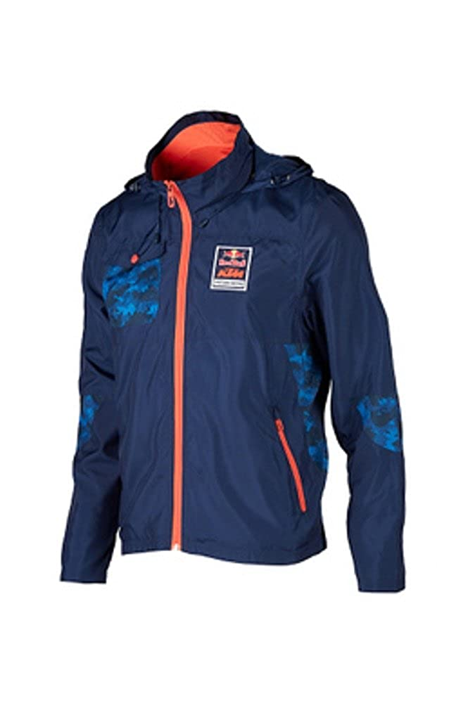 Amazon.com: KTM Red Bull Windbreaker Size XX-large: Clothing