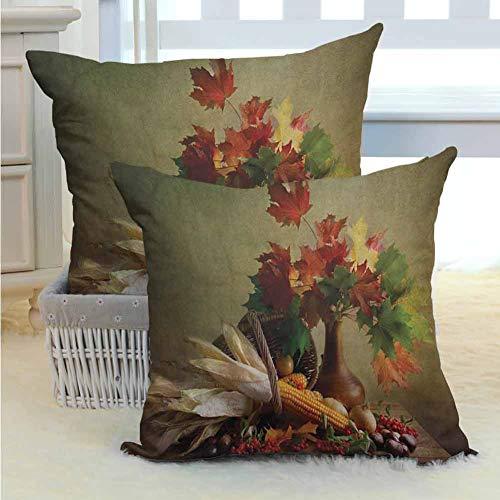 DuckBaby Couple Pillowcase Harvest
