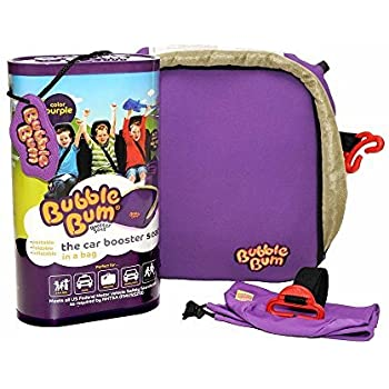 Amazon.com: BubbleBum Backless Asiento Alzador, individual ...