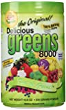 3 Pack - Delicious Greens 8000 (10.6 oz) 3 Pack