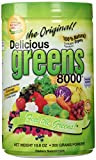 3 Pack – Delicious Greens 8000 (10.6 oz) 3 Pack Review