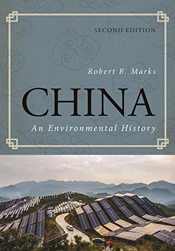 China: An Environmental History (World Social Change)